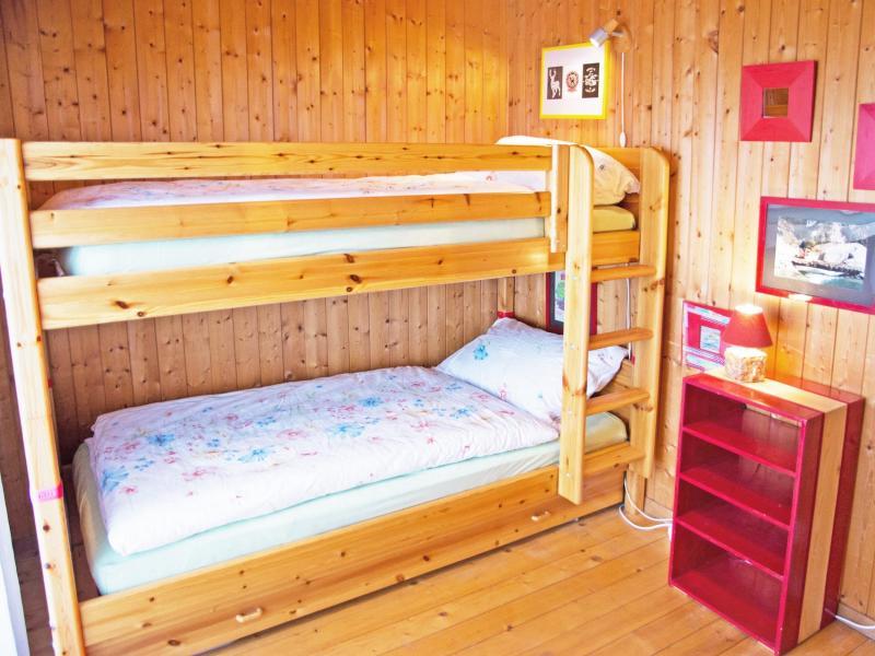 Аренда на лыжном курорте Chalet CNY01 - Veysonnaz - Двухъярусные кровати