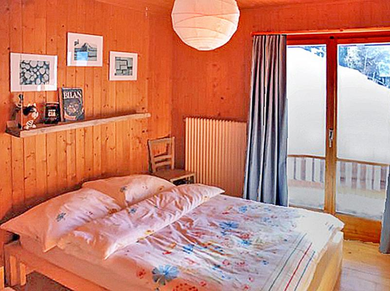 Location au ski Chalet CNY01 - Veysonnaz - Chambre