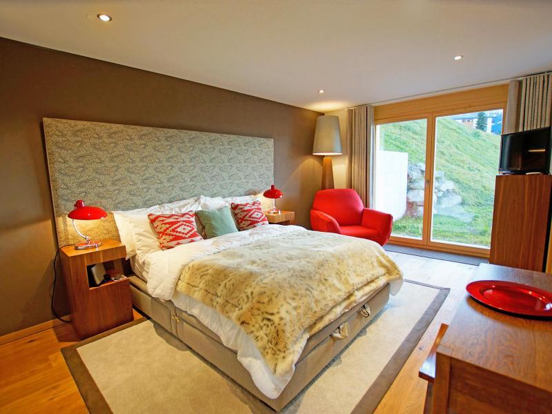 Location au ski Residence Ski Heaven Veysonnaz - Veysonnaz - Chambre