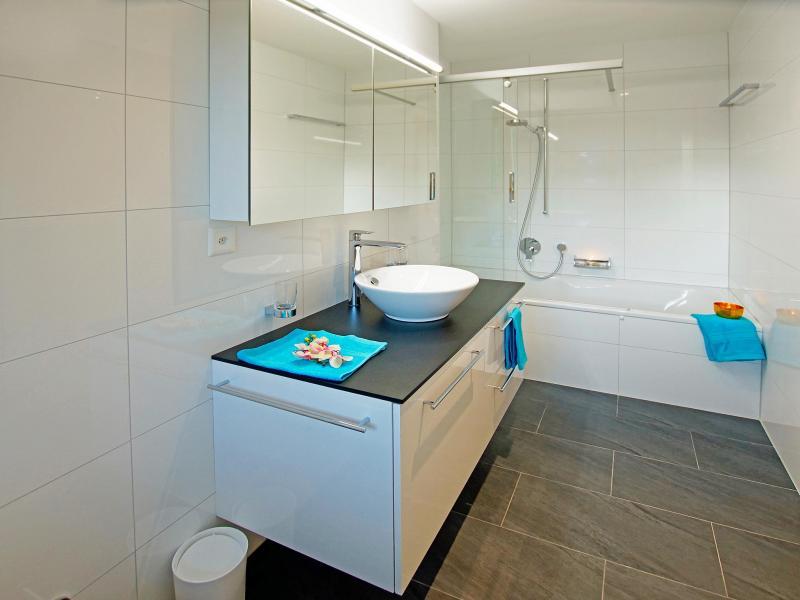 Location au ski Residence Ski Heaven Veysonnaz - Veysonnaz - Salle de bains