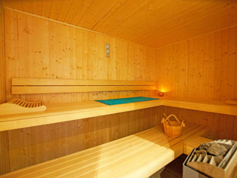 Location au ski Résidence Ski Heaven Veysonnaz - Veysonnaz - Sauna