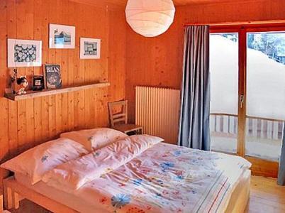 Location au ski Chalet duplex 4 pièces 6 personnes - Chalet Cny - Veysonnaz - Chambre