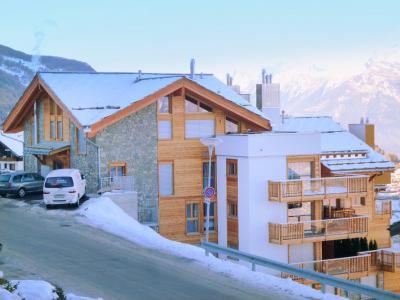 Ski en famille Résidence Ski Heaven Veysonnaz