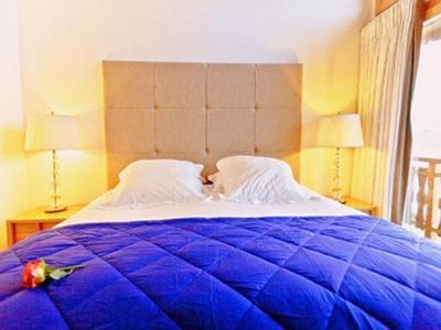Location au ski Appartement 4 pièces 6 personnes - Residence Ski Heaven Veysonnaz - Veysonnaz - Chambre