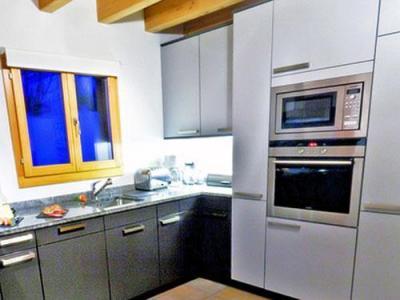 Location au ski Appartement 4 pièces 6 personnes - Residence Ski Heaven Veysonnaz - Veysonnaz - Cuisine