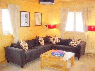 Location au ski Appartement 4 pièces 6 personnes - Residence Ski Heaven Veysonnaz - Veysonnaz - Séjour