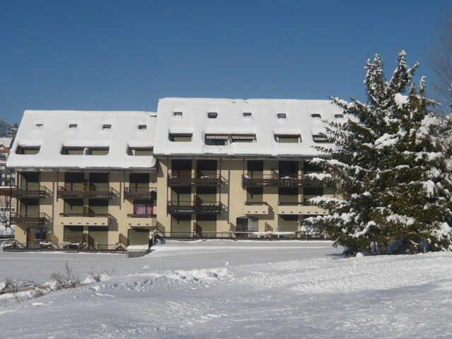 Location appartement au ski Residence La Piscine