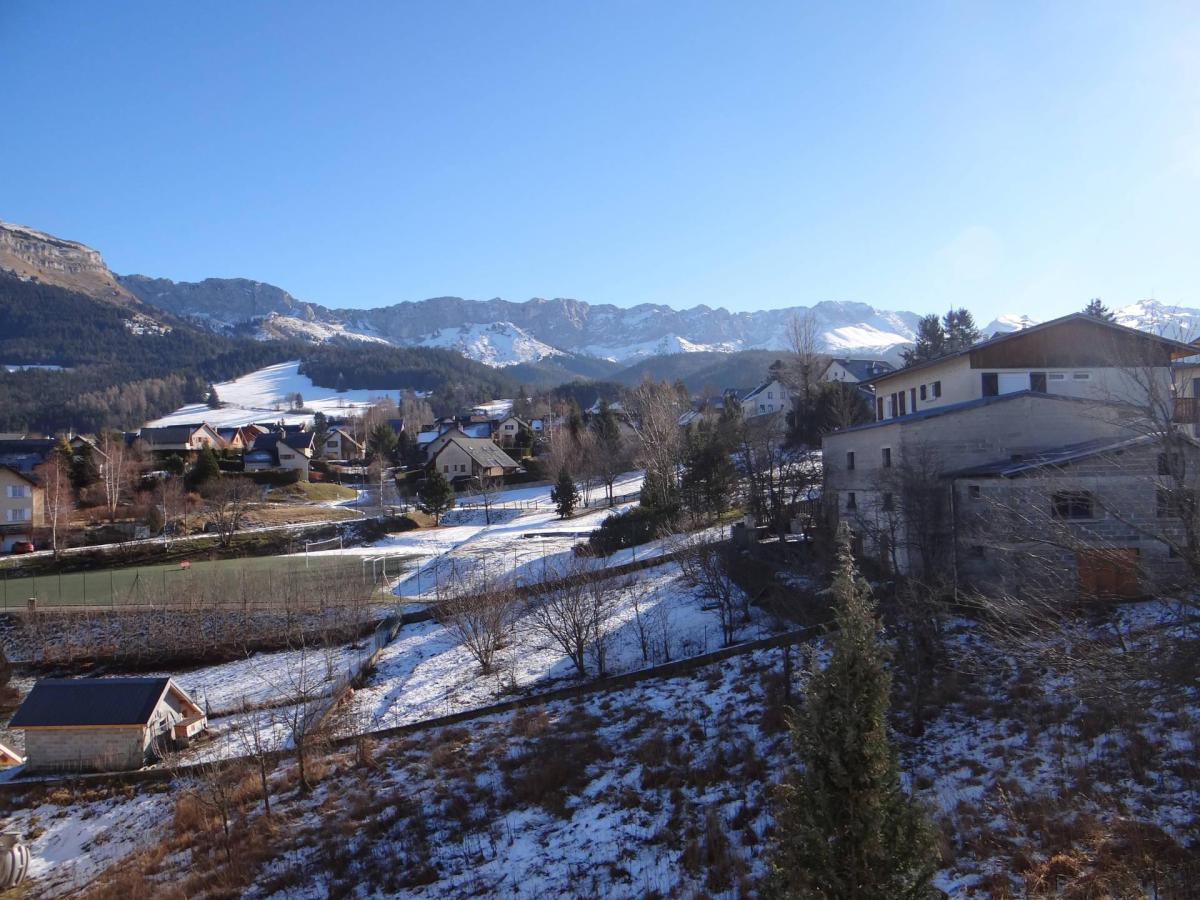 Residence les gemeaux i villard de lans location for Villard de lans piscine