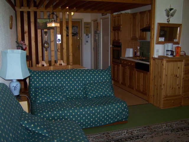 Location au ski Appartement 2 pièces 5 personnes (511T21) - Residence Les Glovettes - Villard de Lans - Canapé