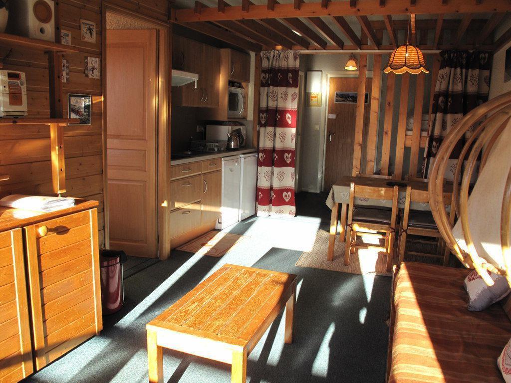 Location au ski Appartement 2 pièces cabine 6 personnes (712T21) - Residence Les Glovettes - Villard de Lans - Table basse