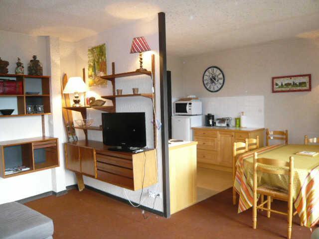 Location au ski Appartement duplex 3 pièces 6 personnes (303T12) - Residence Les Glovettes - Villard de Lans - Coin repas