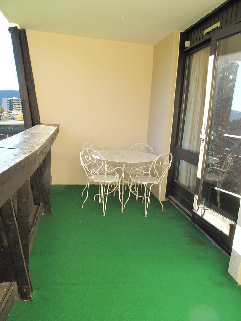 Location au ski Appartement duplex 3 pièces 7 personnes (302T12) - Residence Les Glovettes - Villard de Lans - Balcon