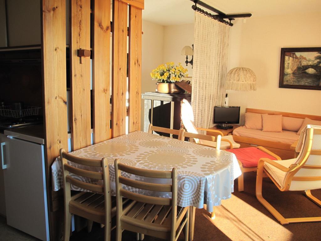 Location au ski Appartement duplex 3 pièces 7 personnes (302T12) - Residence Les Glovettes - Villard de Lans - Coin repas