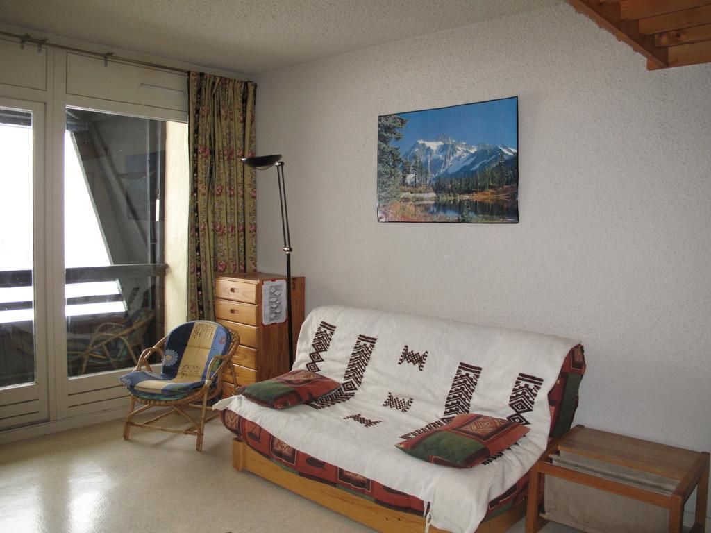 Location au ski Studio cabine 4 personnes (304T20) - Residence Les Glovettes - Villard de Lans - Canapé
