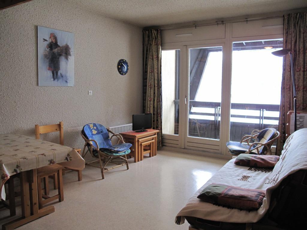 Location au ski Studio cabine 4 personnes (304T20) - Residence Les Glovettes - Villard de Lans - Séjour