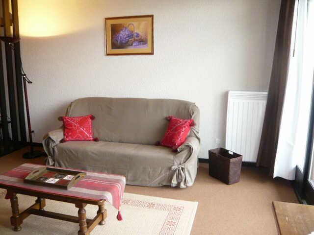 Location au ski Studio cabine 4 personnes (426T5) - Residence Les Glovettes - Villard de Lans - Séjour