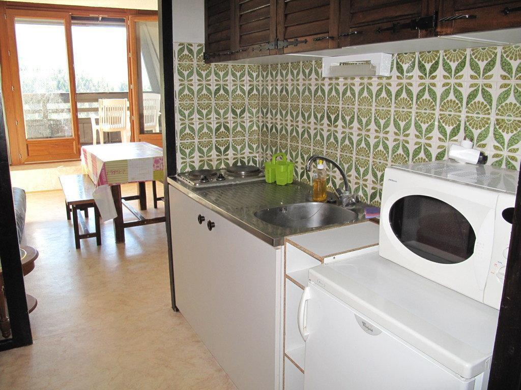 Location au ski Studio cabine 4 personnes (622T5) - Residence Les Glovettes - Villard de Lans - Cuisine