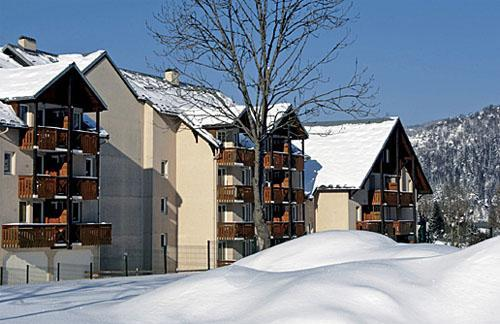 Location appartement au ski Residence Maeva La Croix Margot