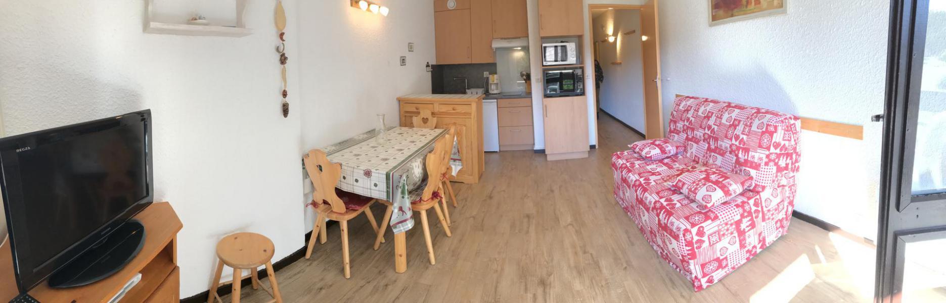 Аренда на лыжном курорте Квартира студия со спальней для 4 чел. (305) - Résidence Herbouilly - Villard de Lans