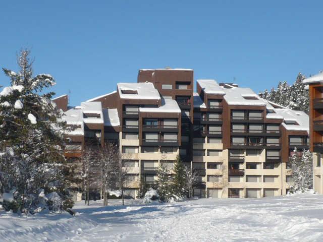 Аренда на лыжном курорте Квартира студия для 4 чел. (104) - Résidence Herbouilly - Villard de Lans