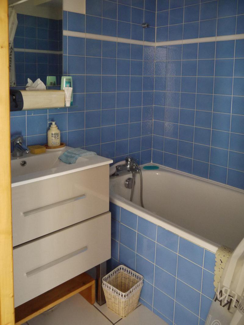 Location au ski Appartement 2 pièces cabine 4 personnes (D) - Résidence la Bourne - Villard de Lans - Salle de bains