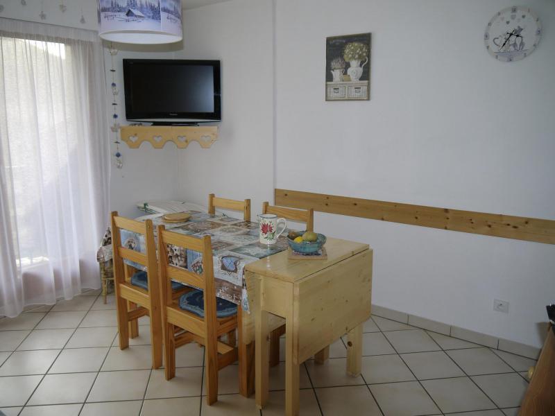Location au ski Appartement 2 pièces cabine 4 personnes (D) - Résidence la Bourne - Villard de Lans - Séjour