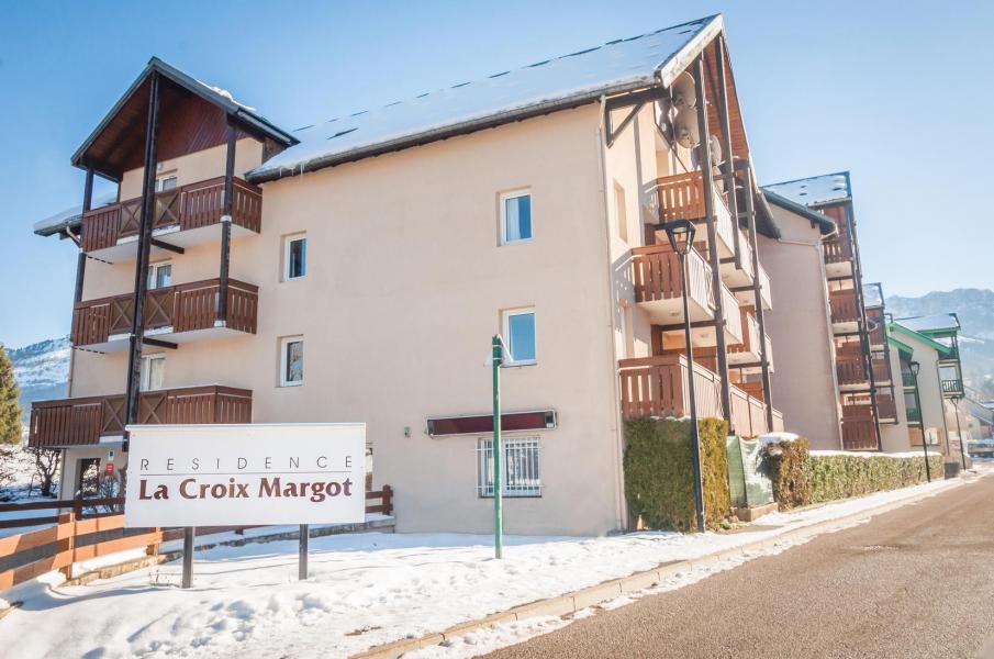 Location au ski Residence La Croix Margot - Villard de Lans - Extérieur hiver