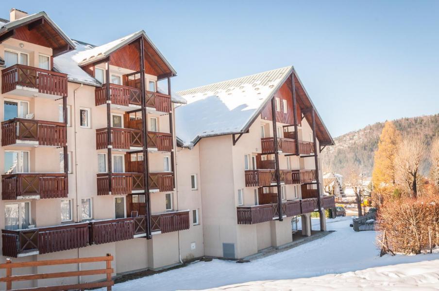 Location au ski Résidence la Croix Margot - Villard de Lans - Extérieur hiver