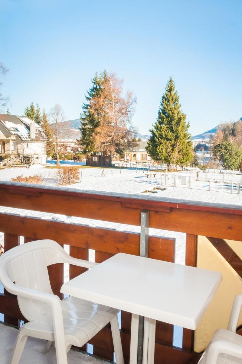 Rent in ski resort Résidence la Croix Margot - Villard de Lans - Balcony