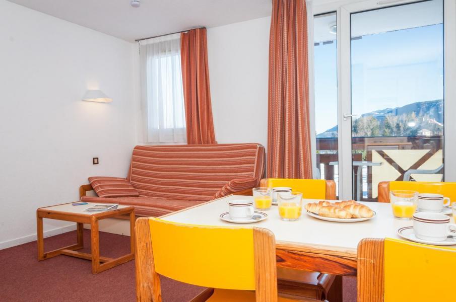 Rent in ski resort Résidence la Croix Margot - Villard de Lans - Bed-settee