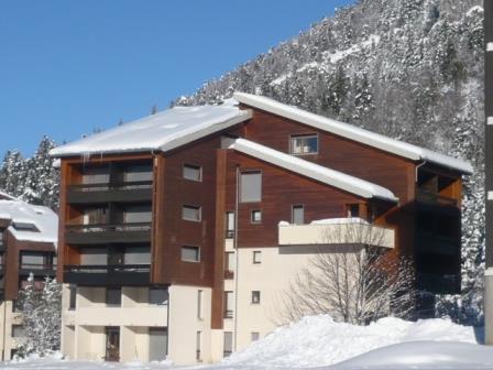 Vacaciones en montaña Résidence la Grande Traversée - Villard de Lans - Invierno