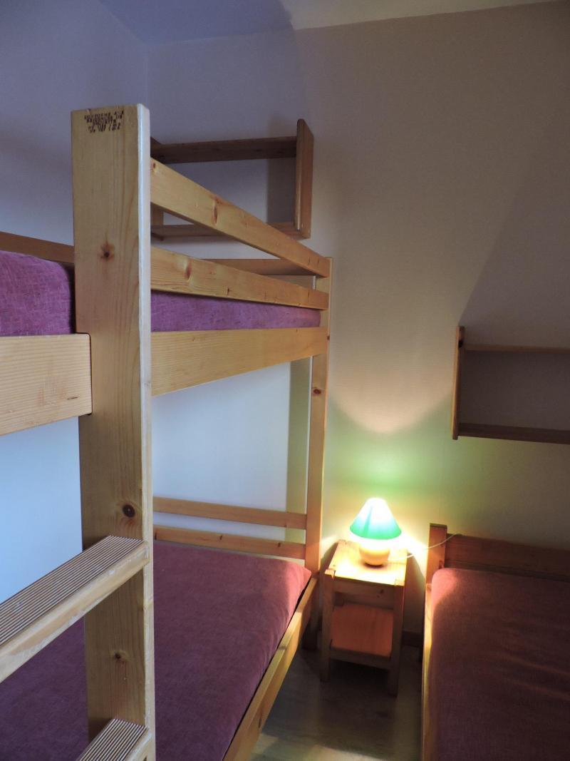 Rent in ski resort 3 room apartment 8 people (226) - Résidence le Diamant - Villard de Lans - Bunk beds
