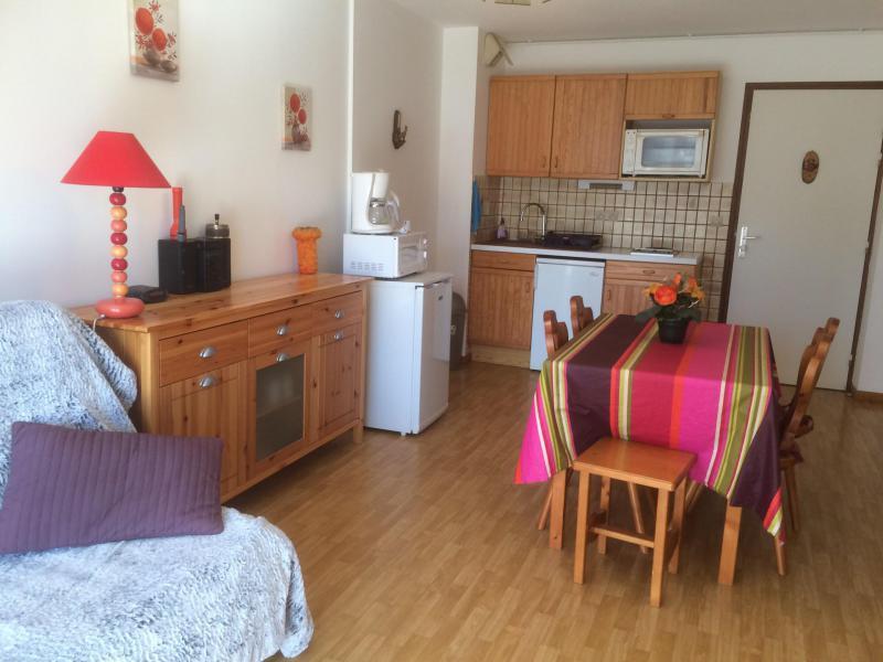 Rent in ski resort 2 room apartment 4 people (10) - Résidence le Flocon - Villard de Lans - Living room