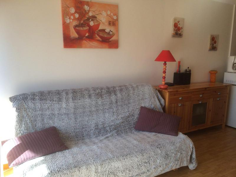 Rent in ski resort 2 room apartment 4 people (10) - Résidence le Flocon - Villard de Lans