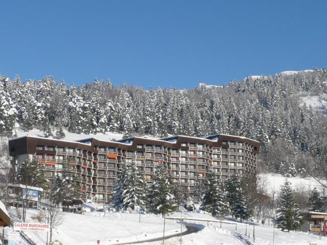 Location au ski Résidence les Aloubiers - Villard de Lans