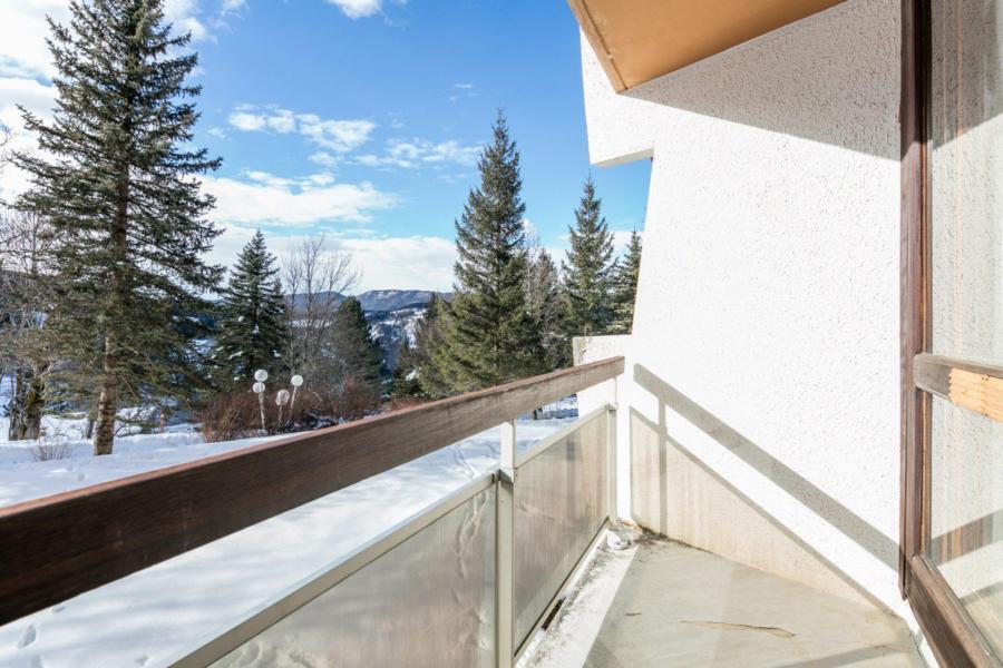 Vacaciones en montaña Estudio para 3 personas (J35) - Résidence les Arolles - Villard de Lans - Invierno