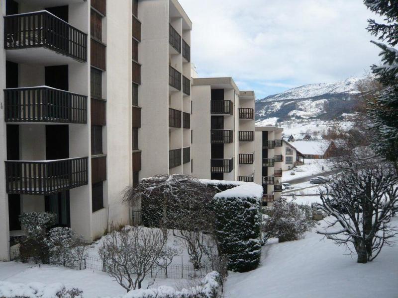 Location au ski Résidence les Gémeaux I - Villard de Lans - Extérieur hiver