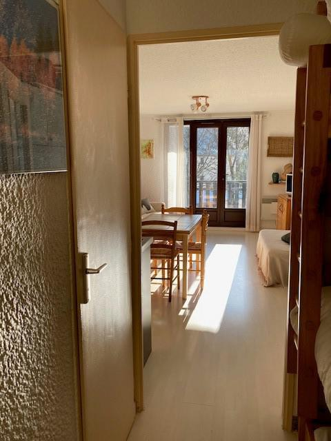 Аренда на лыжном курорте Квартира студия со спальней для 4 чел. (4014) - Résidence les Quatre Saisons - Villard de Lans