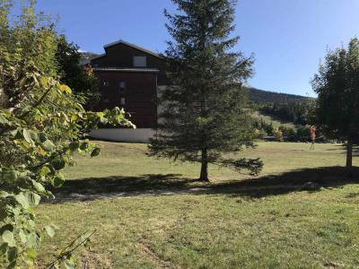 Rent in ski resort Studio cabin 4 people (02) - Résidence Darbounouse - Villard de Lans