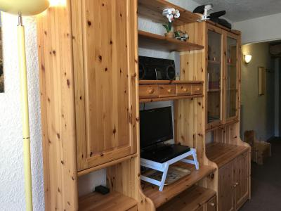 Rent in ski resort Studio 4 people (104) - Résidence Herbouilly - Villard de Lans