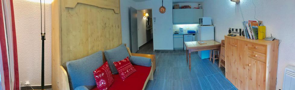 Rent in ski resort Studio 4 people (412) - Résidence Herbouilly - Villard de Lans