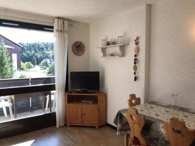 Rent in ski resort Studio sleeping corner 4 people (305) - Résidence Herbouilly - Villard de Lans