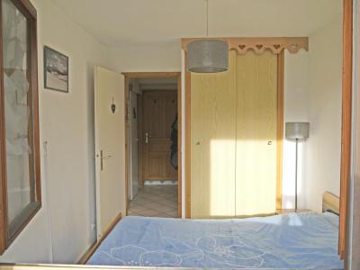 Rent in ski resort 2 room apartment cabin 4 people (D) - Résidence la Bourne - Villard de Lans - Bedroom