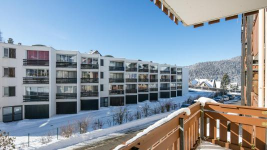 Rent in ski resort Résidence la Croix Margot - Villard de Lans - Balcony