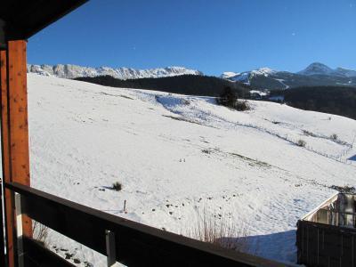Rent in ski resort Studio cabin 4 people (36) - Résidence la Fleur du Roy - Villard de Lans