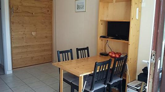Rent in ski resort Studio 3 people (514) - Résidence la Grande Moucherolle - Villard de Lans - Table