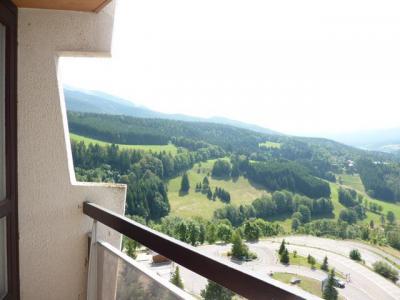 Rent in ski resort Studio 4 people (815) - Résidence la Grande Moucherolle - Villard de Lans - Balcony