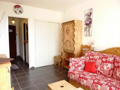 Rent in ski resort Studio 4 people (815) - Résidence la Grande Moucherolle - Villard de Lans - Living room
