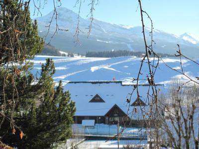 Rent in ski resort Studio sleeping corner 4 people (29) - Résidence la Piscine - Villard de Lans