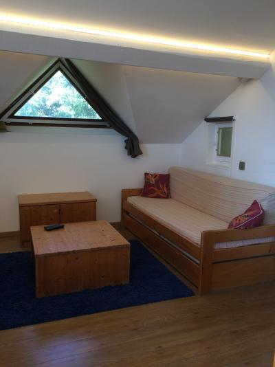 Rent in ski resort Studio 4 people (122) - Résidence le Diamant - Villard de Lans - Bed-settee